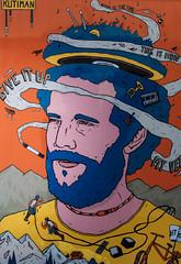 Streetart (bobbyloomba) Tags: isreal record painting illustration