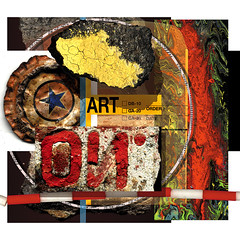 On No Art 2 mckie 2002 (Marks Meadow) Tags: photoillustration photomanipulation photocollage illustration digitalcollage digitalillustration abstractart fineart graphic junk trash