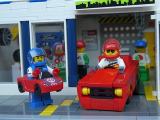 Red Racers