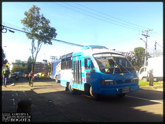 Cootranskenedy ZP 2894 (...*Buses Y Camiones De Bogota*...) Tags: colombia bogota autobus busologia bus colectivo urbano edo8 cootranskenedy zp 2894