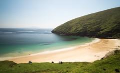 Keem Bay - Ireland (PauliMatze) Tags: keembay ireland irland beach strand atlantik atlantic ocean achillisland