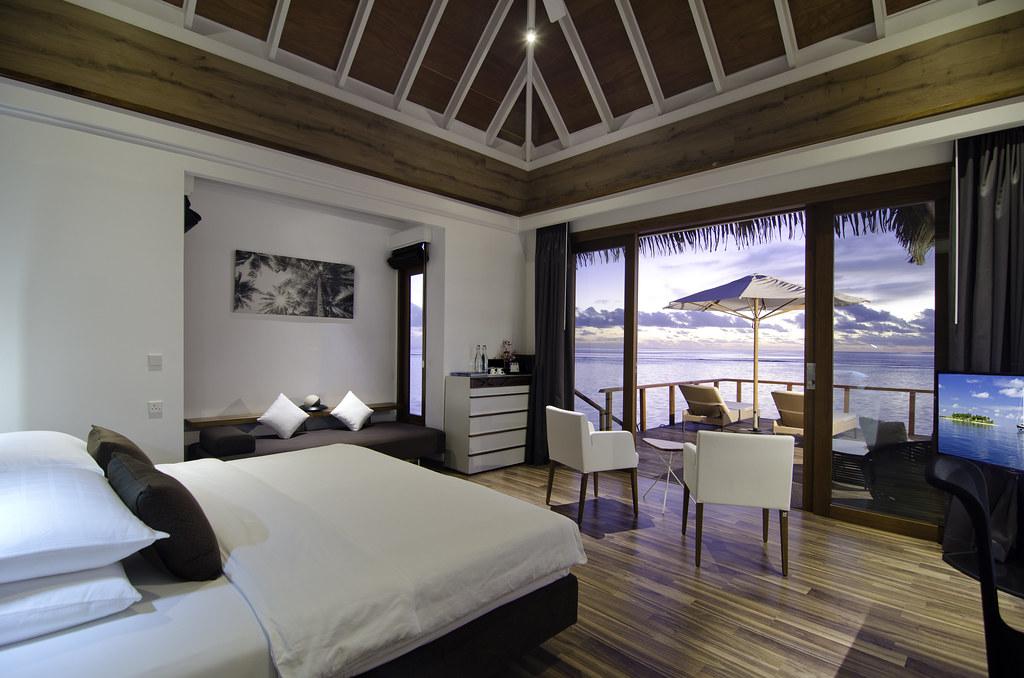 Ocean Villa - Interior