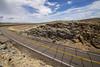 Zero Congestion (JasonCameron) Tags: utah west desert dry vast desolate road drive asphault open tour cracks tar