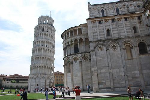 Пізанська вежа, Піза, Італія InterNetri Italy 179