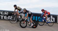 Velodrome race (Ronda Hamm) Tags: 7dii 1585mm action bicycle bike biker canon race speed sports velodrome panning motion blur