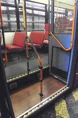 258 Handrail (Calum Melrose) Tags: leyland lynx h188 osg xaz 1399 lrt lothian buses edinburgh cummins l10 210bhp zf ecomat 4hp500 calum melrose brian graham cochrane liam paton