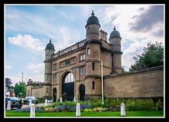 Wollaton Hall Gatehouse (veggiesosage) Tags: nottingham aficionados gx20 tamronaf1750mmf28xrdiiild gradeiilisted gatehouse