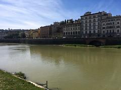 River Arno (brimidooley) Tags: florence firenze tuscany toscana italia italy italien city citybreak travel tourism europe europa river arno italie sightseeing florenz florens florencia
