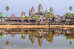 Angkor Wat (Tom Kilroy) Tags: angkorwat cambodia hinduism asia angkor templebuilding architecture khmer cultures religion buddhism famousplace wat ancient travel history