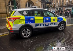 Ford Kuga Glasgow 2016 (seifracing) Tags: british transport police ford kuga glasgow 2016 seifracing spotting security emergency europe rescue recovery traffic trucks cars cops car vehicles seif photography photographe