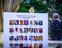 2018.06.12 A Candlelight Vigil to Remember Pulse, Washington, DC USA 8574