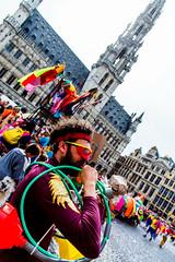 Zinneke 2018 - POP FUREUR (saigneurdeguerre) Tags: europe europa belgique belgië belgien belgium belgica bruxelles brussel brüssel brussels bruxelas ponte antonioponte aponte ponteantonio saigneurdeguerre canon 5d mark 3 iii eos zinneke parade 8 mai mei 2018 zinnode popfureur pop fureur