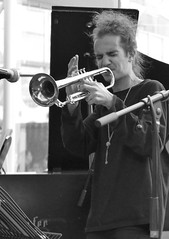 Christos Stylianides Quintet. Jazzlines. 15th June '18. Symphony Hall, Birmingham, West Midlands. (Imagine Bill) Tags: christosstylianides trumpet jazzlines birminghamjazz christosstylianidesquintet uk westmidlands