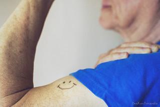 Alegría tatuada