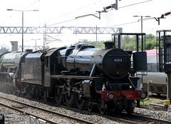 MIlton Keynes (DarloRich2009) Tags: nrm nationalrailwaymuseum museum train engine locomotive yorknrm steam steamtrain steamengine steamloco steamlocomotive lner br britishrailways londonnortheasternrailway class a3 4472 flyingscotsman a3class 103 nrmobjectnumber{20047103} 60103 loco wcrc westcoastrailwaycompany black5 45212 londonmidlandscottish londonmidlandscottishrailway 460 stanier lmsstanierclass5 class5 5212 miltonkeynescentral mkc miltonkeynescentralstation miltonkeynescentralrailwaystation wcml mk westcoastmainline