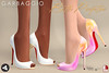 Beth Peeptoe (Ashleey Andrew) Tags: secondlife garbaggio second life sl virtual world fashion apparel accessories footwear shoes original mesh peeptoe peeptoes
