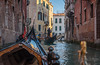 Through the canals (1) (filipmije) Tags: gondola venice canal