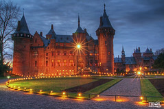 Castle De Haar (morbidtibor) Tags: netherlands nederland holland cityscapes castle kasteel dehaar haar haarzuilens utrecht