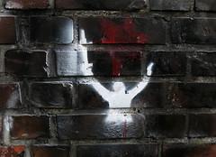 streetart (wojofoto) Tags: stencil hamburg germany deutschland streetart wojofoto wolfgangjosten