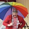 Spectacle du clown Chantois à Mont-joli au Fresqu'Ô Fête. (Gaetan L) Tags: baslaurent gaspésie montjoli nikond7000 route132 provincedequébec fleuvestlaurent lafresquôfête clown spectacle enfant chantois