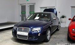 Rover 75 V8 2007 (XBXG) Tags: rover 75 v8 2007 rover75 youngtimer evenement classicpark cp boxtel noord brabant nederland holland netherlands paysbas british car auto automobile voiture ancienne anglaise uk vehicle indoor