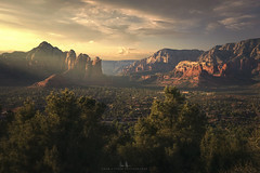 Sedona, AZ (wesome) Tags: adamattoun sunset sedona arizona