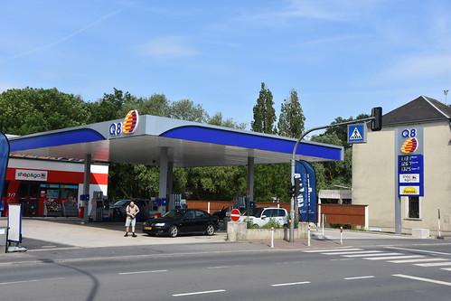 Q8, Hesperange Luxembourg.