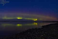 Big Things Brewing (Winglet Photography) Tags: wingletphotography northernlights auroraborealis georgewidener stockphoto solarstorm aurora geomagnetic earth sun wisconsin canon 7d storm solar georgerwidener night nighttime longexposure dark inspiration lights colors sky nature heclaisland manitoba canada gullharbour provincialpark