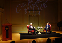 2018.06.06 Library of Congress Mythology Tour, Conversation with Andre Aciman, Washington, DC USA 02832