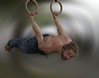 The Reverse Hold (Scott 97006) Tags: strength man guy athlete grip rings bokeh muscles
