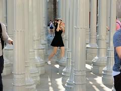 LACMA, .18/12 (Basic LA) Tags: la losangeles socal lacma lacountymuseumofart wilshireblvd miraclemile california museum chrisburden urbanlight