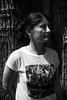 Maria in the Garden (drugodragodiego) Tags: arenzano genova liguria italy maria portrait ritratto woman blackandwhite blackwhite bw biancoenero pentax pentaxk1 k1 pentaxdfa2470mmf28 hdpentaxdfa2470mmf28edsdmwr