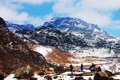 IMG_1532 copy (KartikaySharma0929) Tags: landscape nature beauty climate bluesky mountain greentrees darjeeling gangtok