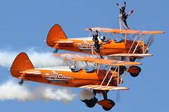 SE-BOG_N74189 (GH@BHD) Tags: sebog n74189 boeing boeingstearman boeingstearmann75n1kaydet theflyingcircus aerosuperbatics newtownardsairfield newtownards ulsterflyingclub biplane vintage historicaircraft trainer radial prop aerobatic stuntplane