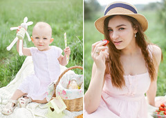 Mira and Yana (Yulchonok) Tags: family 50mm people children girl canon