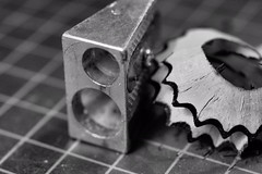 pencil sharpener (lee abernethy) Tags: macro mondays hand tool macromondays this weeks theme handtool