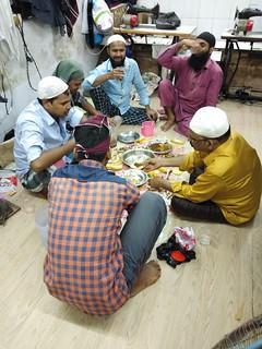 Iftar Time Sharafat Bhais Workshop Bandra