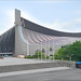 Le stade national de Yoyogi (Tokyo, Japon)
