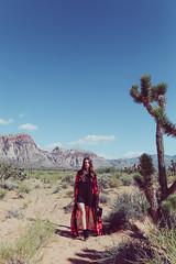 Desert Rose VII (Images by Abby Leigh) Tags: fashionphotography beauty people boho bohemian desert lasvegas portrait