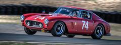1961 Ferrari 250GT SWB @ Sonoma Raceway (Dennis Schrader Photography) Tags: 2018 nikon racesonoma d500 infineon vintage 250gtswb 200500mm56nikon california dennisschrader dennisschraderphotography searspoint sonomahistorics vintageracing ferrari cars sonoma petaluma unitedstates us