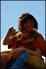 Mowgli (ramonawings) Tags: parade disneyparade disneystaronparade timon lionking mowgli junglebook knglouis roilouis flynn flyn flynnrider eugene aiponce rapunzel tangled ariel erci arielanderic thelittlemermaid princesse blancheneige prince snowwhite disney disneyland disnaylandparis dlp france