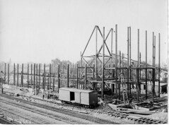 Album #2  06 (barrigerlibrary) Tags: dlw delawarelackawannaandwestern scranton pa pennsylvania railroad station