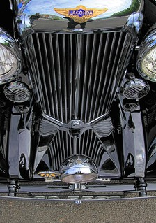 1936 Lagonda LG45 SO 5562