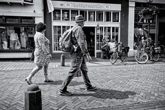 People Don't Even Know Them Self So You Always Meet GDPR Compliance (Alfred Grupstra) Tags: gdpr blackandwhite people urbanscene street walking men women outdoors cultures citylife city shopping travel store tourist editorial lifestyles traveldestinations pedestrian females