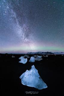 Eau, terre et ciel d'Islande