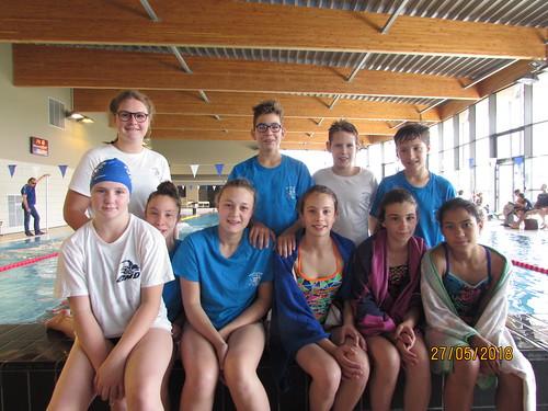 Natathlon 4  - 25 et 26 mai 2018 - Bonneval - 25m