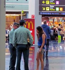 Barcelona–El Prat Airport (richardjack57) Tags: barcelona–elpratairport barcelona spain people travelphotography travel canon