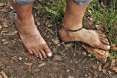 barefoot in nature 135 (dirtyfeet6811) Tags: feet toes barefoot dirtyfeet dirtytoes feetinnature partyfeet