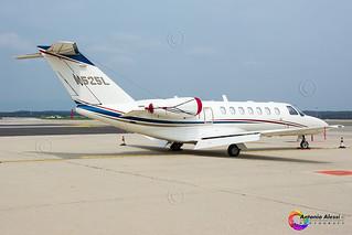 N525L BK Aviation LLC MXP