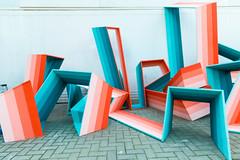 dna (Rasande Tyskar) Tags: hamburg street city shot streetshot art urban kunst raum space color colours